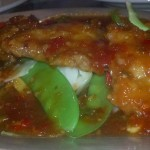 Grouper Fillet with Chili Garlic Sauce