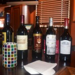 Wine Pairings for the Evening