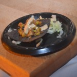 Citrus Restaurant - Blue Corn Fish Tacos