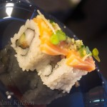 Salmon Roll via Sushi Pop