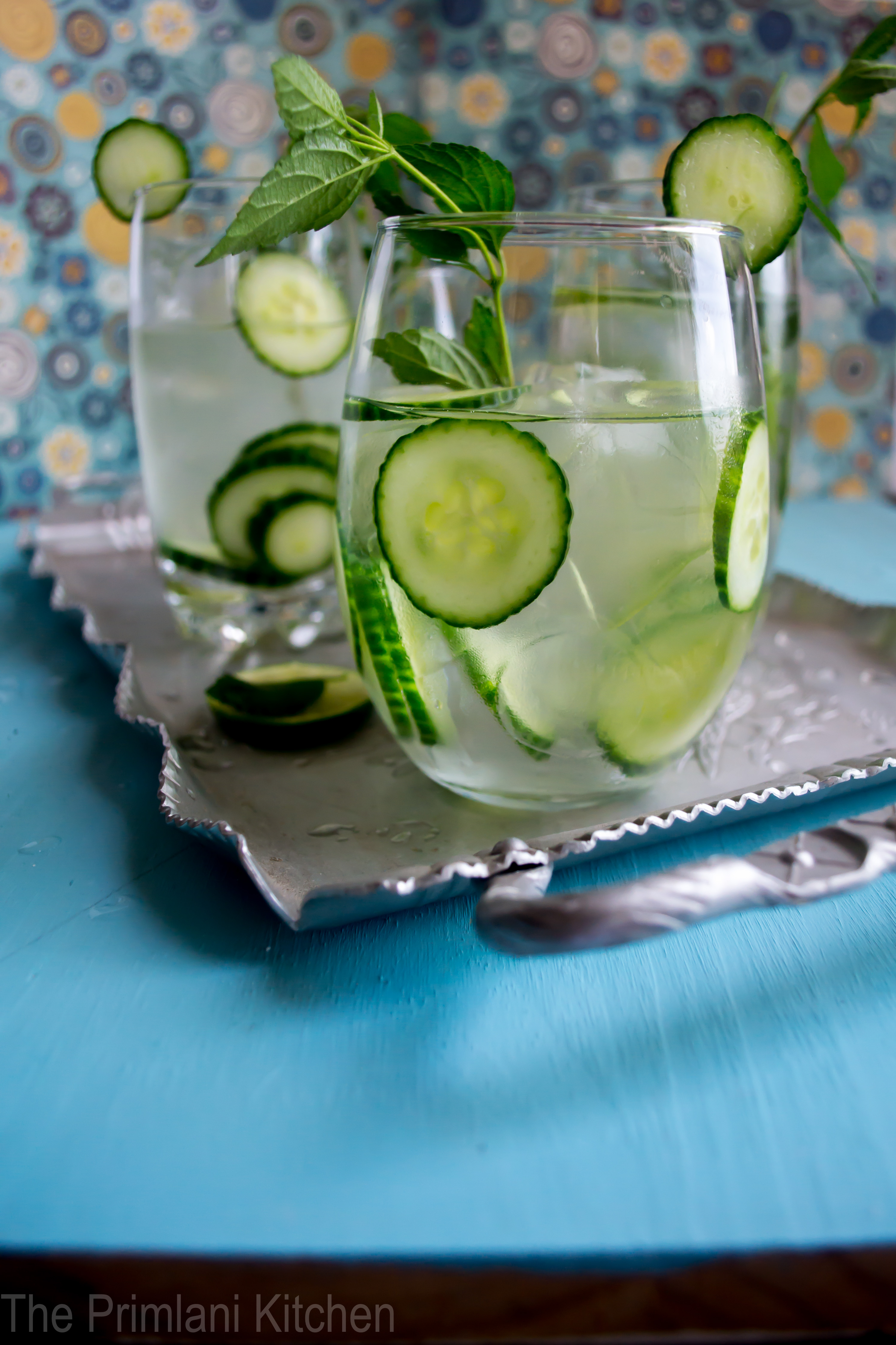 The health benefits of cucumber water are worth making it at home. It can help detox, lower blood pressure, and more. A simple recipe is included.