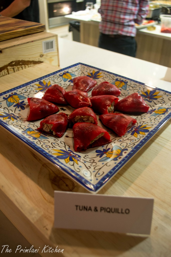 Tuna Piquillo