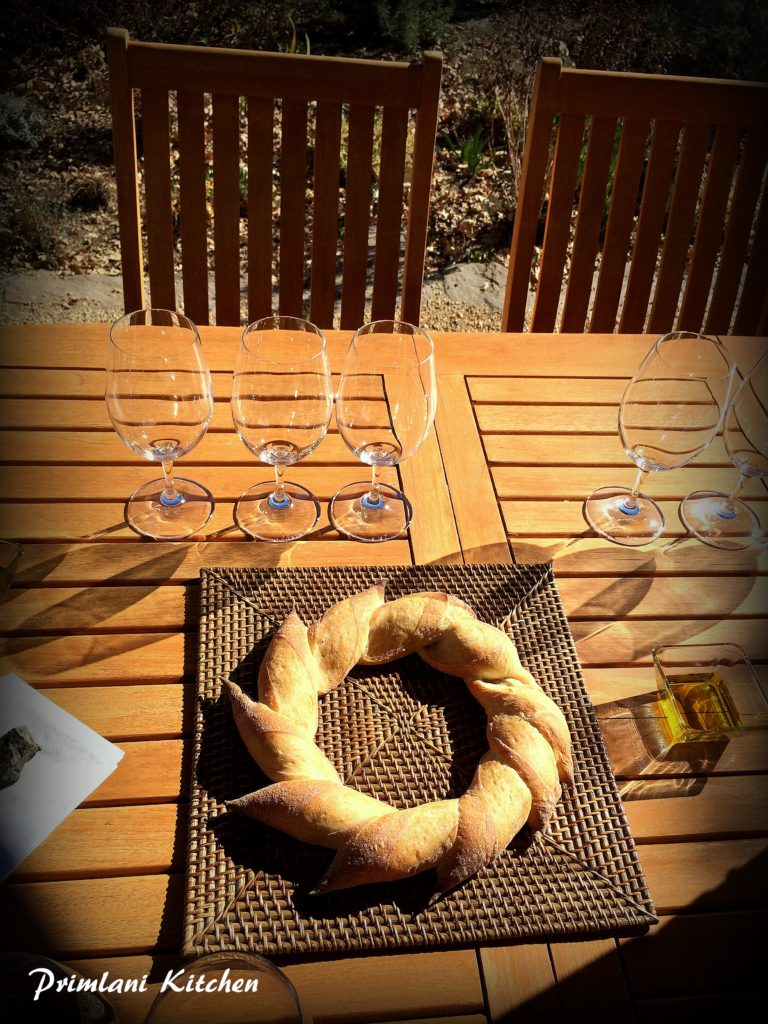 Outdoor Tasting at Seavey