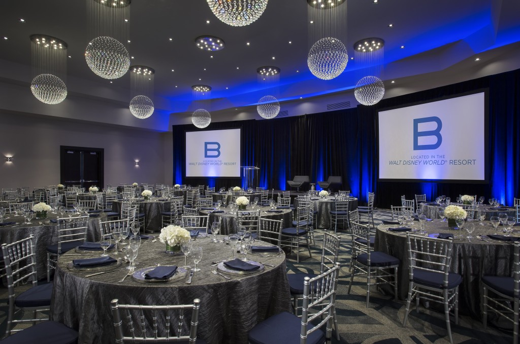 B Resort and Spa Event space 2