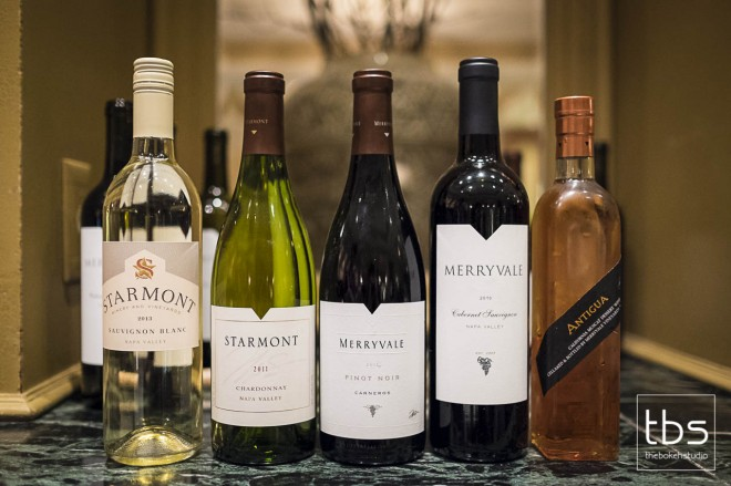 Merryvale and Starmont Wines