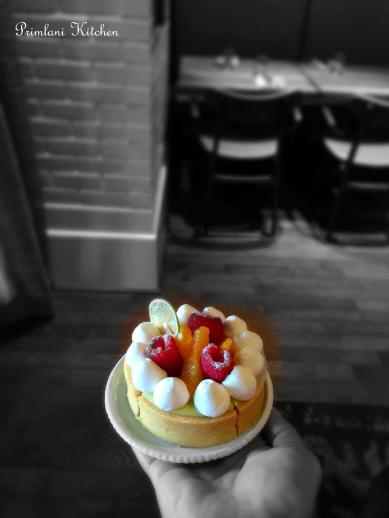 H&H Key Lime Tart