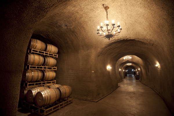 Caves at Rutherford Hill Winery