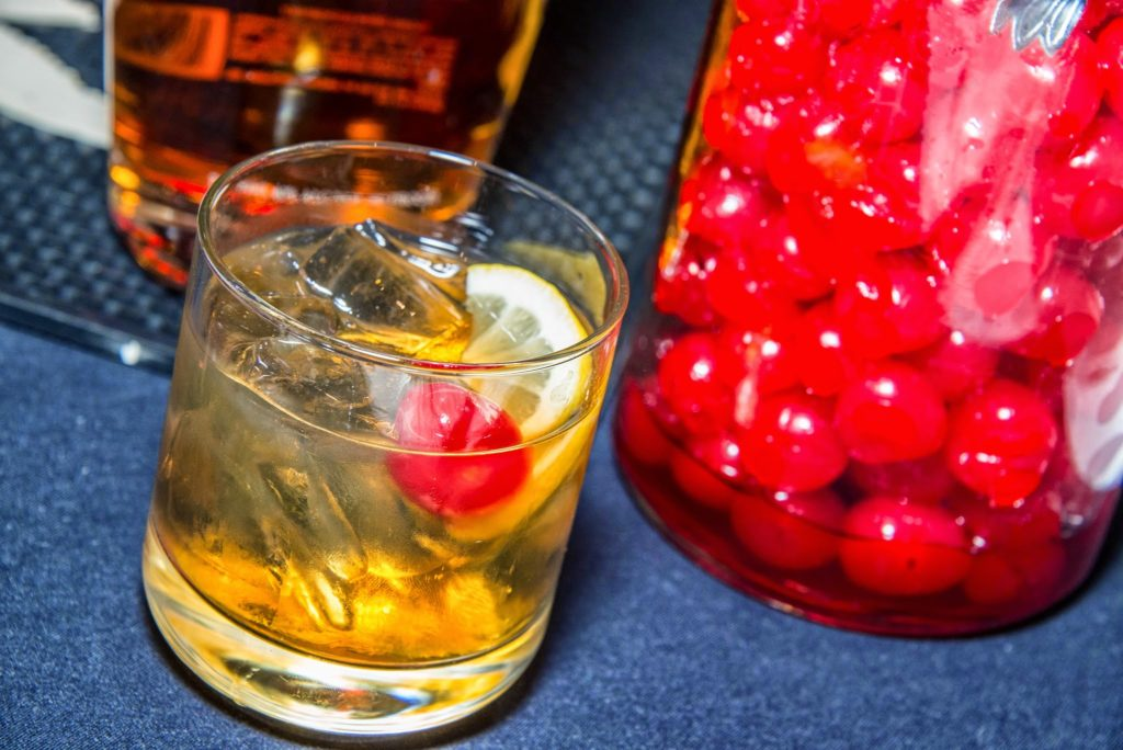 Old Fashioned with Twist