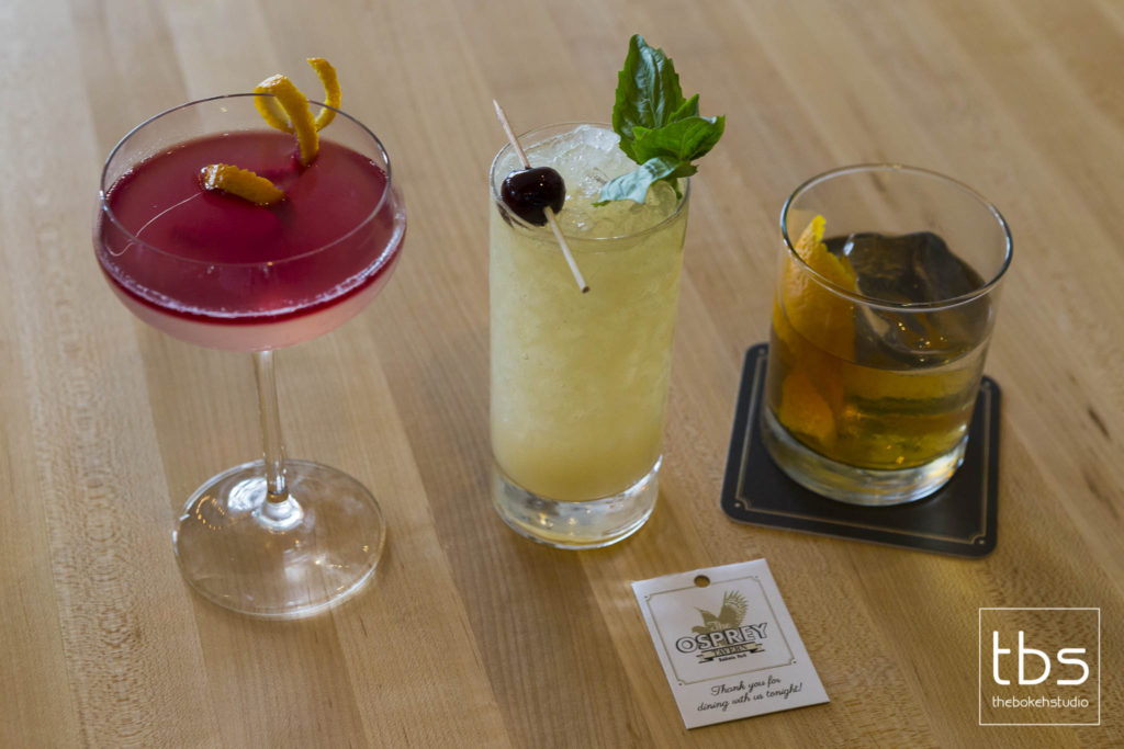 Hand Crafted Cocktails