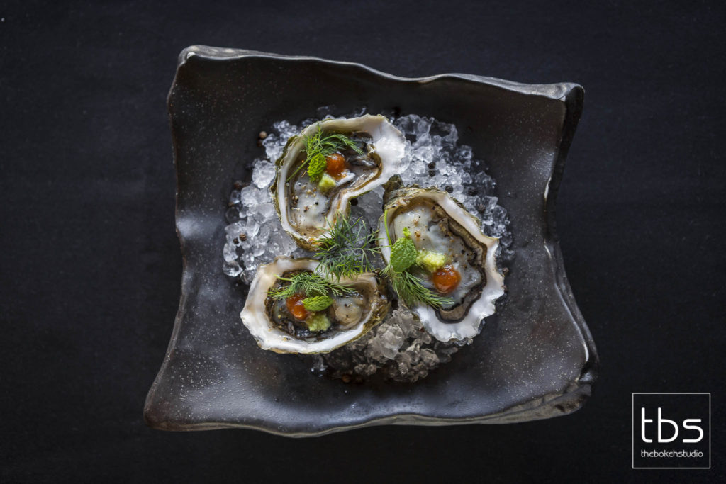 Cold Oyster