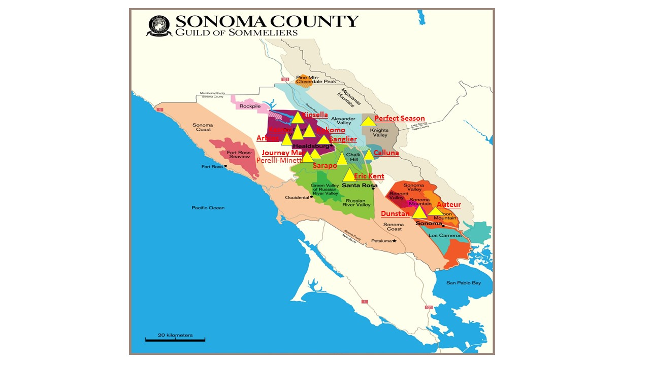 Experience the Glory of California Cabernet with ... on sonoma california wine tours, sonoma wine map, sonoma vineyards map, sonoma california restaurant map, sonoma california coast map,