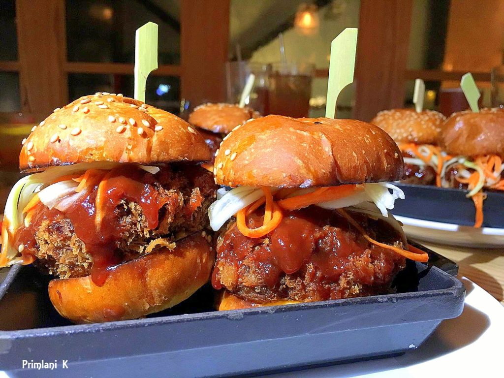 Menchi Sliders