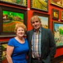 An Evening of Fine Art, Food, & Wine with Artist Jean Claude Roy at The Grand Bohemian Hotel Orlando!