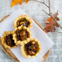 #SpicyChat Mini Pies for the Holidays: Sweet & Spicy, THE Perfect Bite!