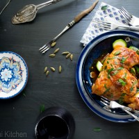 Made With Love: Aromatic & Flavorful Moroccan Chicken with Vegetables!